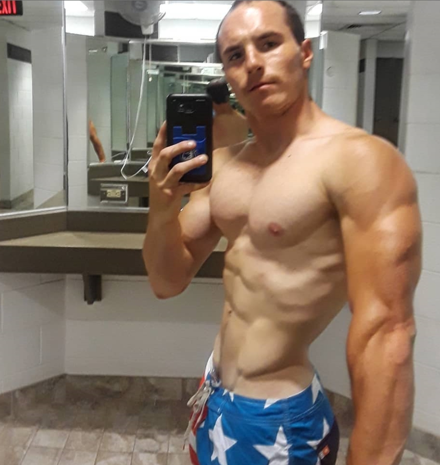 George Smith: Confessions of a Muscle Model On The Rise!