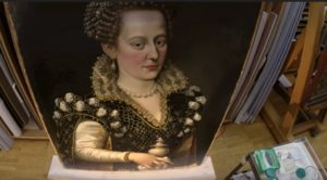 Behind the Scenes: The Restoration of Isabella de' Medici | MILANO411